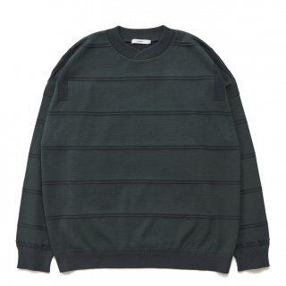 Hamon Knit / GREEN