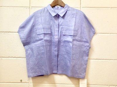 Jikonka 幅広シンプルシャツ