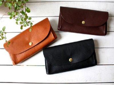 CINQ イタリアンレザーを使用した長財布