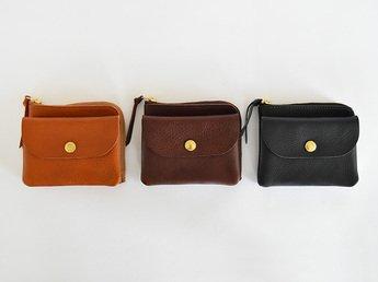 CINQ イタリアンレザーを使用した小さめの財布