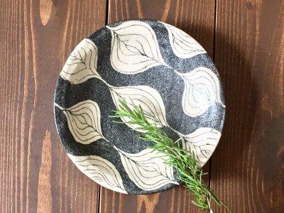 松本伴宏さんの器(信楽)5.5寸皿