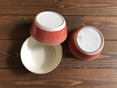 堂本正樹さんの紅秞切り立て鉢
