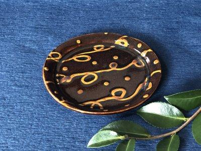 京都加藤久美子さんのちょっと粋な銘々皿として活躍しそうです。