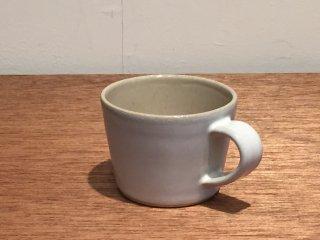 益子焼 道祖土和田窯 マグカップ ヌカ