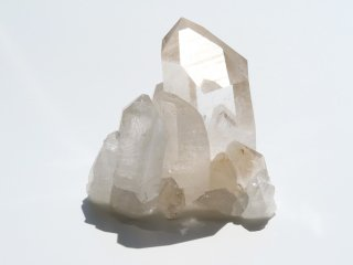 【Q6】水晶 / あなたの部屋がパワースポットになる原石水晶クラスター
