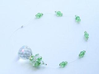 【JSS1】幸せを呼ぶグリーン・サンキャッチャー