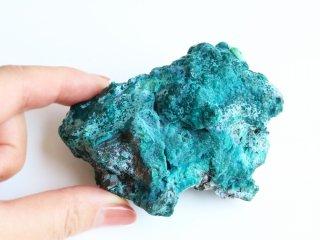 【CT1】コルネタイト / 地球の神秘!青く輝く希少なコルネタイト原石