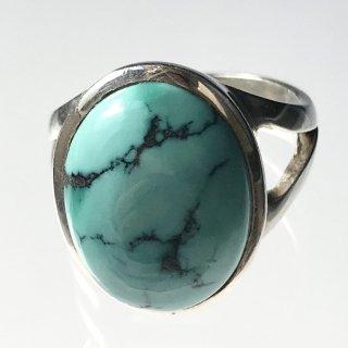 天然石アクセサリー 指輪 チベットターコイズ #9