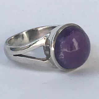 天然石アクセサリー 指輪 スギライト #10
