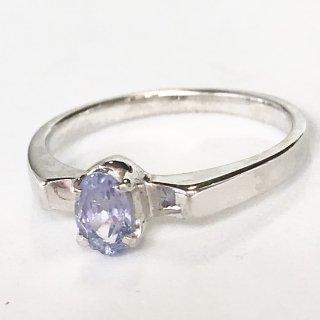 天然石アクセサリー 指輪    タンザナイト #9
