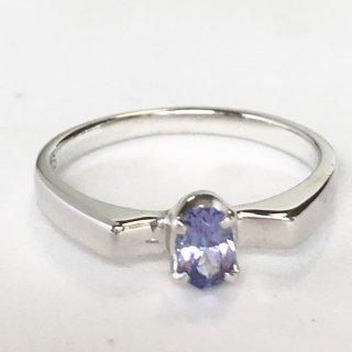 天然石アクセサリー 指輪    タンザナイト #10