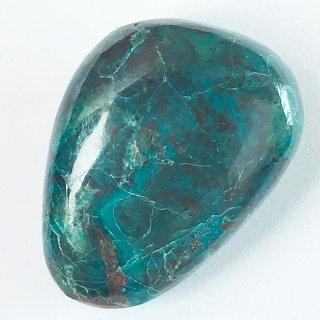 天然石 タンブル クリソコラ