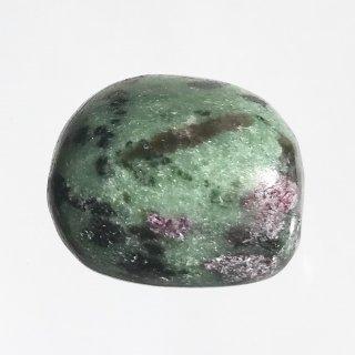 天然石 タンブル ルビーインゾイサイト