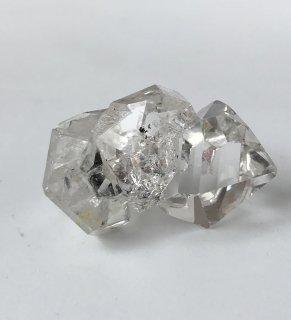 天然石 原石・磨 ハーキマーダイアモンド