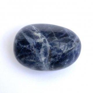 天然石 タンブル ソーダライト 17g