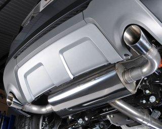MILLTEK キャタバックエキゾースト SSXRR105    LAND ROVER   RangeRover Evoque 5door/coupe 2.0 Si4 Dynamic 4WD
