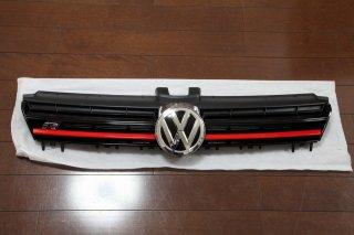 フロントグリル  VW GOLF7 GTI