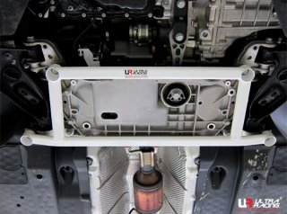 UltraRacingフロントメンバーブレース  VW  GOLF R32 R36 MK5 MK6 Jetta Scirocco