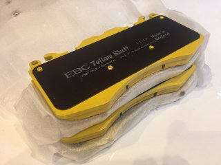 EBCブレーキパッド  レンジローバースポーツ 5.0 スーパーチャージャー用
