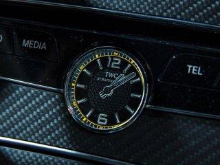 メルセデスベンツ AMG 純正品 AMG車輌用 室内時計 IWC C63クーペ エディション1用 A2058273500