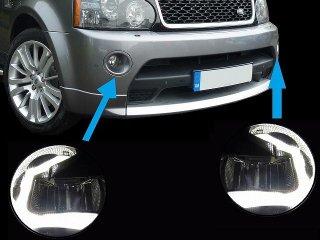 RangeRover SPORT 3in1LEDアップグレードキット DRL+Fog+Cornering Lamp