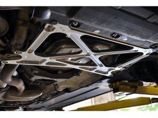X-Brace アルミシャシーレインフォースメント    AUDI B8 A4 S4 RS4 A5 S5 RS5 Q5 SQ5