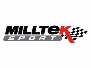 MILLTEK キャタバックエキゾーストシステム   VW GOLF MK7.5 R Variant
