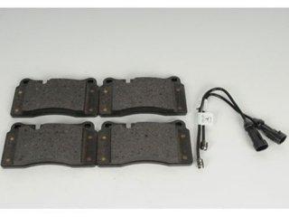 シボレー C6 コルベット Z06 ZR1 リアカーボンブレーキパッド 左右セット 171-1009 GM22956256