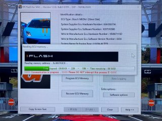 VR Tuned ECUフラッシュチューニング    AUDI R8 V10 5.2L 2009-2011