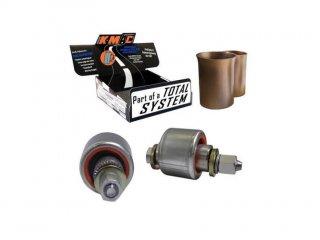 K-MAC キャンバー角調整偏芯ブッシュ フロント用 アウディ B8/B8.5 A4/S4/RS4 A5/S5/RS5