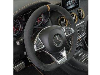 メルセデスベンツ 純正 イエローナイトエディション AMGパフォーマンスステアリング    w176 w246 w205 c117 c218 x156