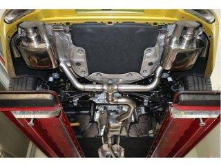 Bastuck キャタバックエキゾースト マフラー VW アルテオン