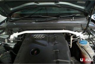 UltraRacingフロントストラットタワーバー AUDI B8 A5