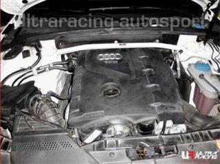 UltraRacingフロントストラットタワーバー AUDI B8 A4