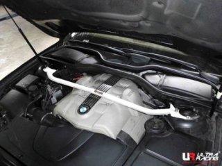 UltraRacingフロントストラットタワーバー BMW E65 740