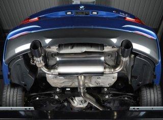 MILLTEK BMW 135i F20 5ドア キャタバックエキゾースト SSXBM966