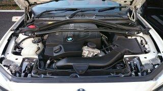KCdesign フロントストラットタワーバー  BMW F22 M235i