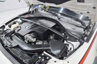 KCdesign フロントストラットタワーバー  BMW F20/21 116/118/120/135