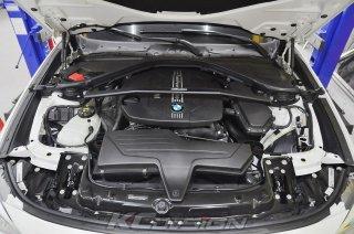 KCdesign フロントストラットタワーバー  BMW F30/F31/F34  320i/328i/335i/316d/318d/320d