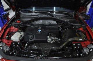 KCdesign フロントストラットタワーバー  BMW F32/F33/F36  420i/428i/435i