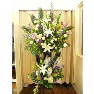 スタンド装花(御供え)
