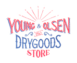 YOUNG & OLSEN The DRYGOODS STORE