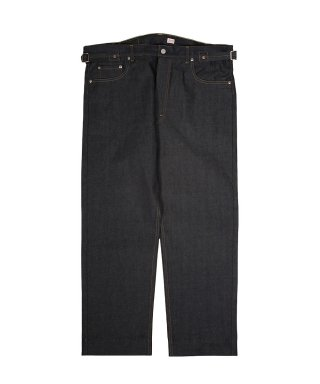 YOUNG & OLSEN BIG CINCH JEANS (RAW)