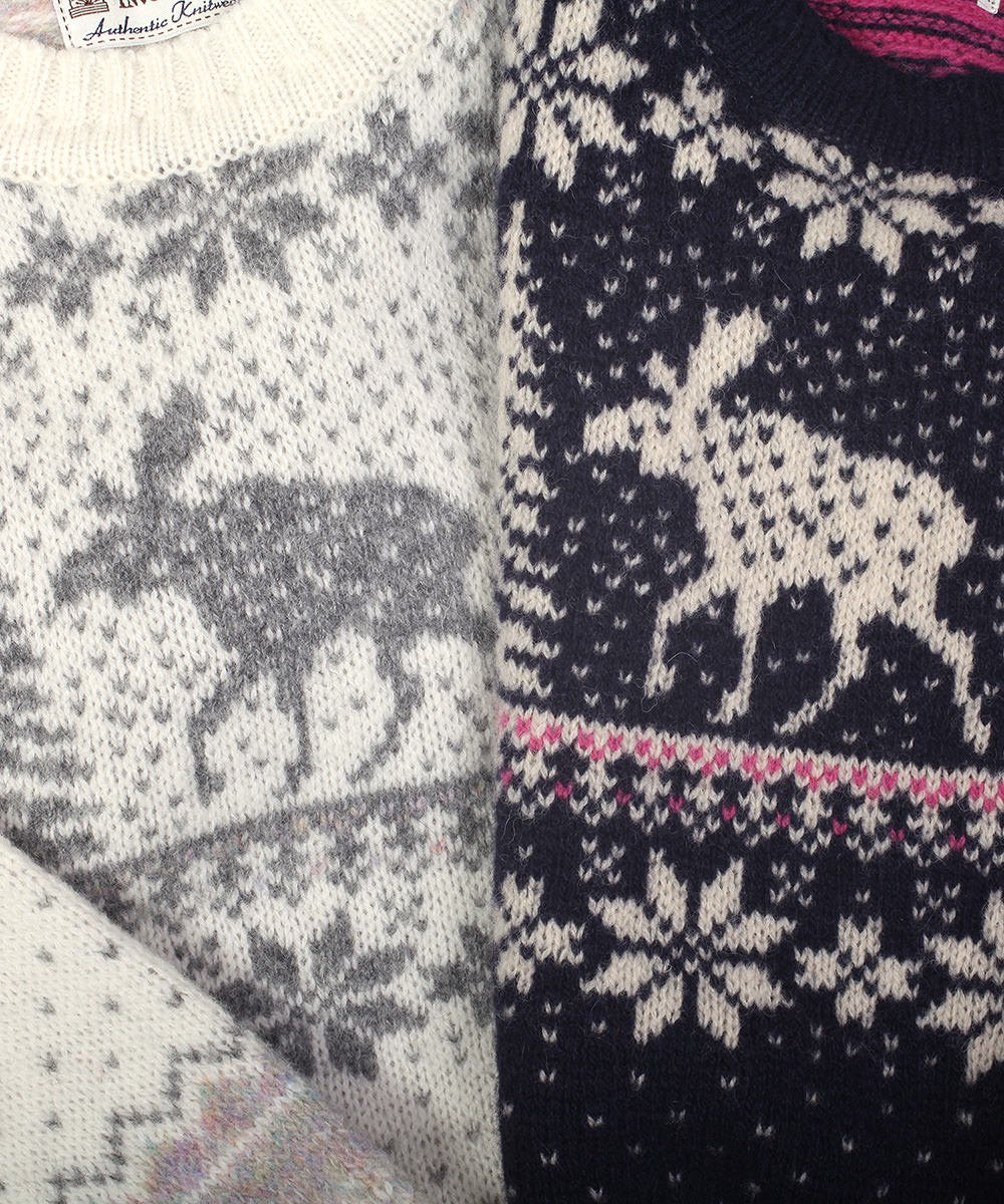 TRADITIONAL MOOSE KNIT