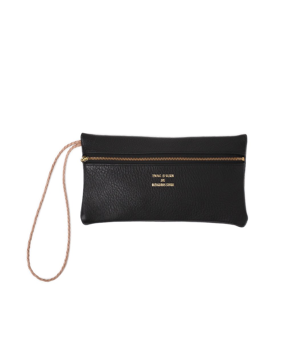 WESTERN LEATHER POUCH M