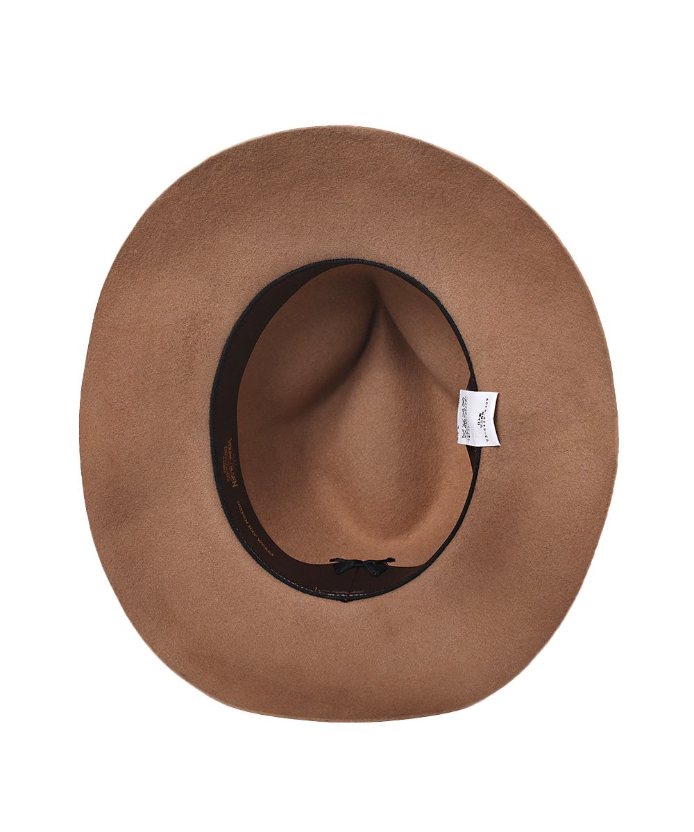 DUSTY WESTERN HAT