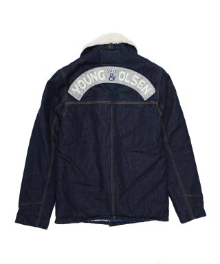 YOUNG & OLSEN YOUNG SHELPA CAR COAT