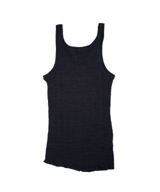YOUNG & OLSEN RANDOM RIB BACKWARDS TANKTOP