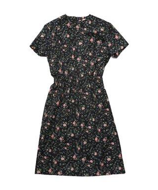 YOUNG & OLSEN FLOWER FIELD DRESS