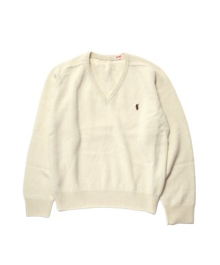 YOUNG & OLSEN CAT CASHMERE SWEATER VN